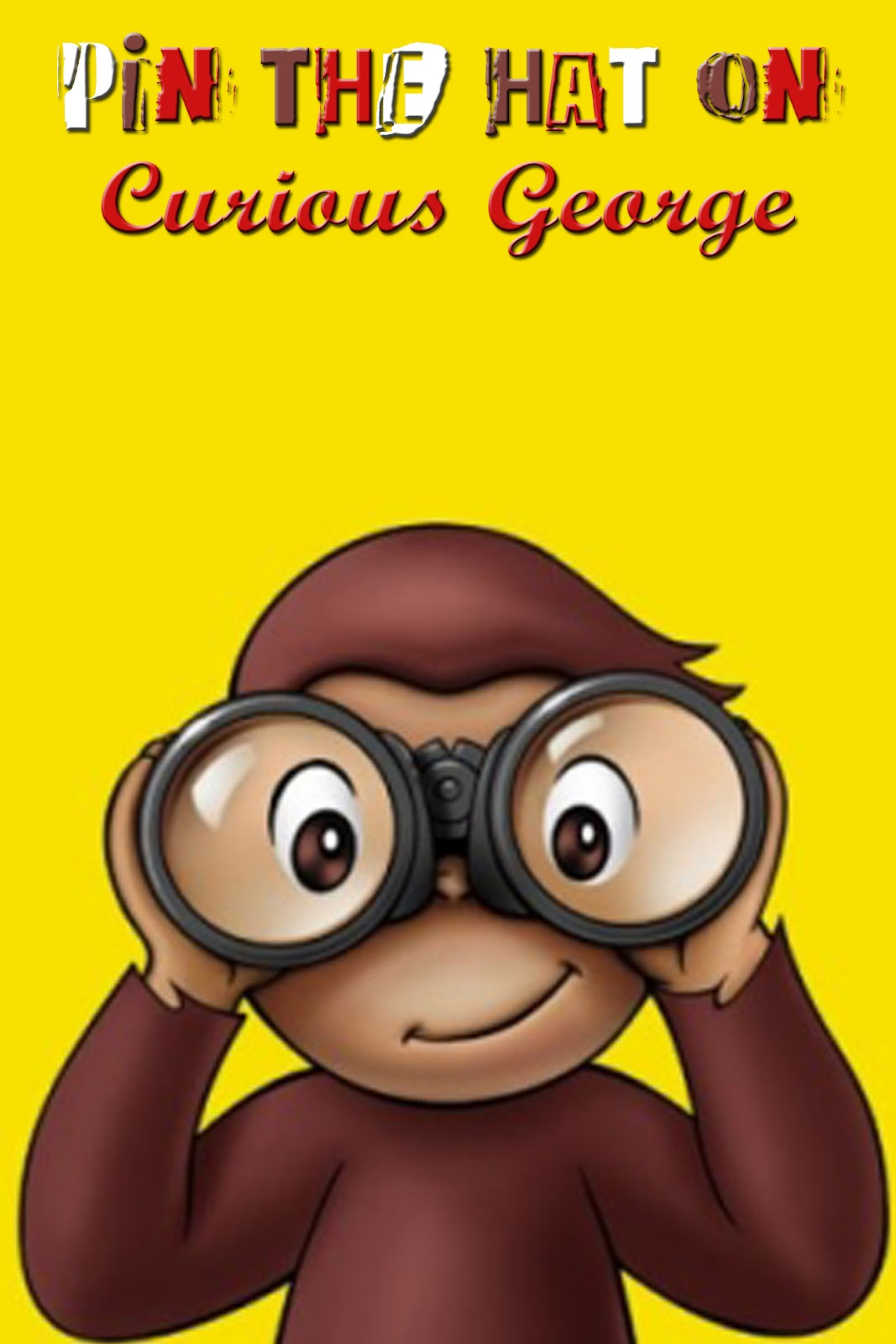 PIN-THE-HAT-CURIOUS-GEORGE